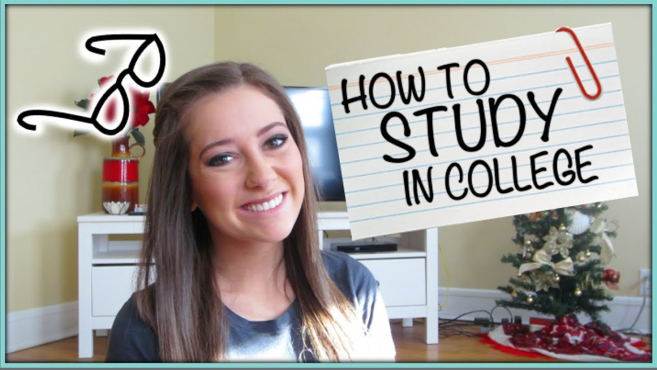 college tips for good grades