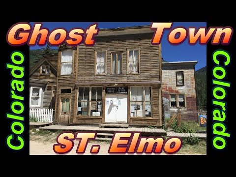 ATV riding Colorado,Tincup Pass Continental Divide, St. Elmo ghost town!