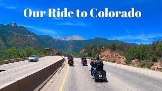 6 Harley Rider's Journey to Colorado