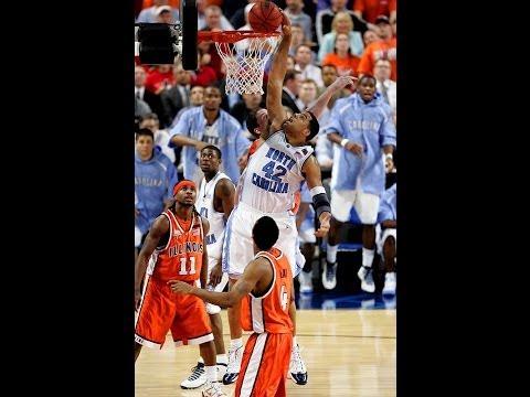 2005 NCAA Championship Game  North Carolina vs. Illinois