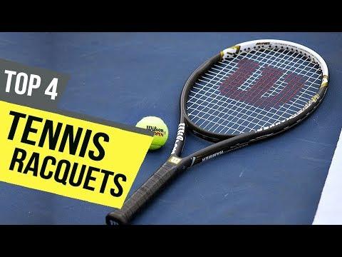 4 Best Tennis Racquets 2019 Reviews
