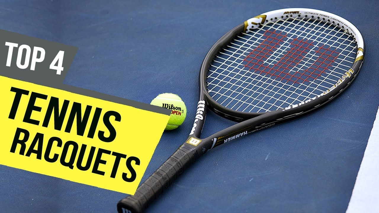 Best Tennis Rackets 2019 4 Best Tennis Racquets 2019 Reviews   YouTube