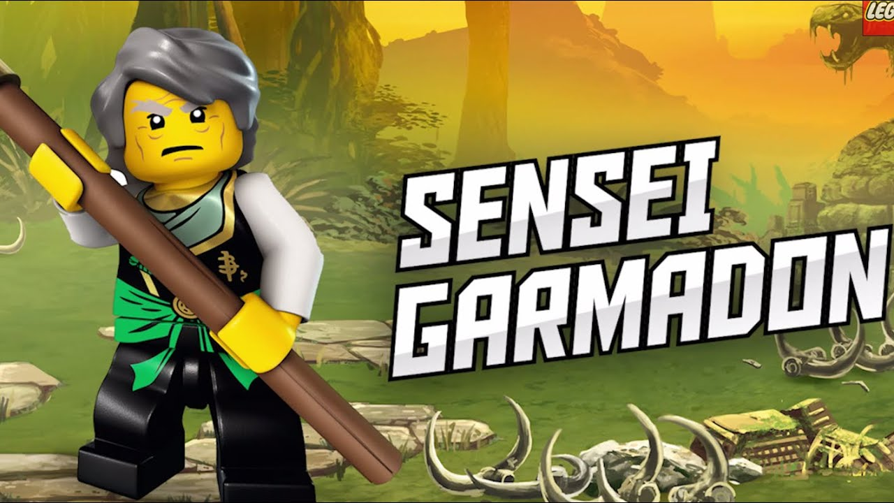 Ninjago 2014 Garmadon | www.imgkid.com - The Image Kid Has It!