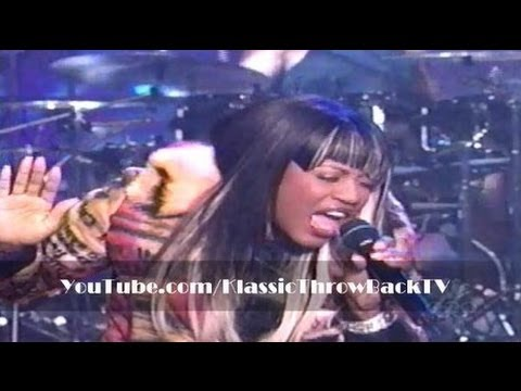 """Lil' Mo & Fabolous - """"Superwoman"""" Live (2001)"""