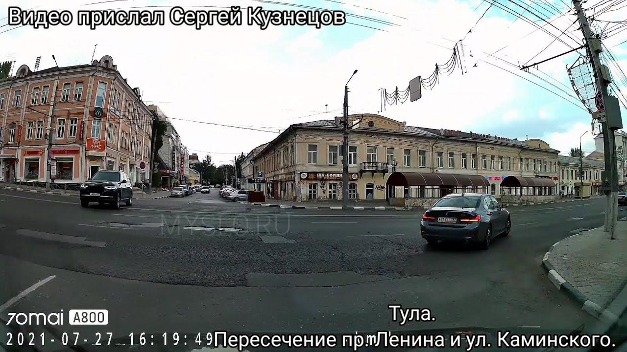 «Накажи автохама»: А правда говорят, что из BMW не видно двойную сплошную и дорожные знаки?