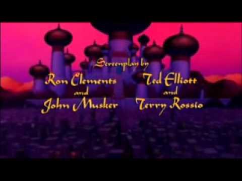 Aladdin - Le notti d'Oriente (Versione originale 1992)