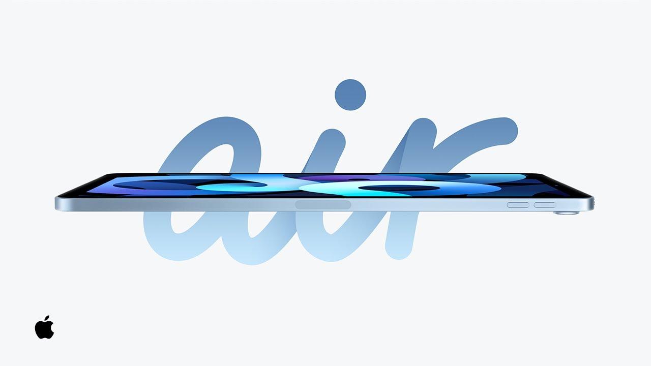 إليك iPad Air - Apple