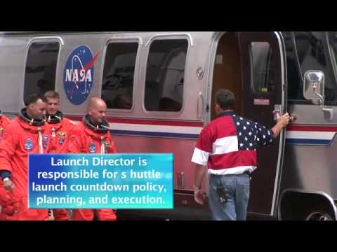 Cool Jobs Shuttle Launch Director  Discovery News