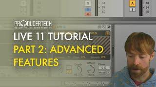 Ableton Live 11 Tutorial part 2: Advanced features, Modulator Tool & Snapshot