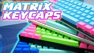 Matrix Keyboards Backlit PBT Keycaps Review: The Hero We Needed