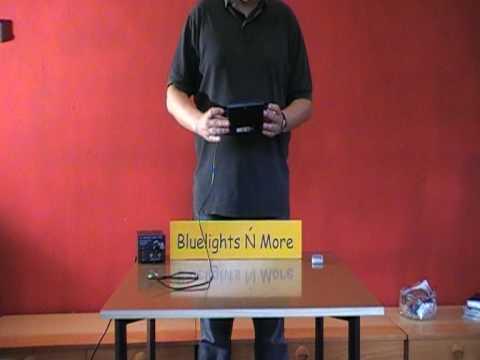 www.bluelights-berlin.de Hänsch Sputnik Nano Mobil