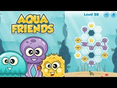 Aqua Friends   Aquarium Game