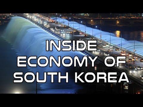 Inside Economy of South Korea