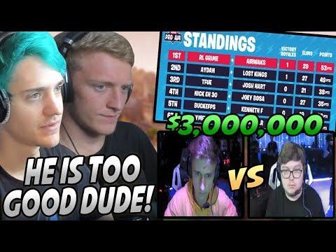 Symfuhny VS Aydan For $3,000,000! Tfue & Ninja DOMINATED By Winner! Pro-Am Highlights! (All POVs)