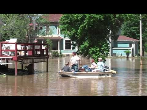Soldiers Grove, Wi Flood of 2008 Documentary