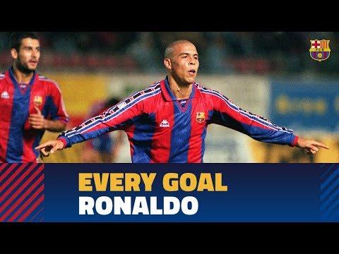 BARÇA GOALS | Ronaldo (1996-97)