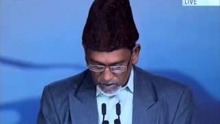 Message from Donald Ramotar, President of Guyana at Jalsa Salana UK 2014