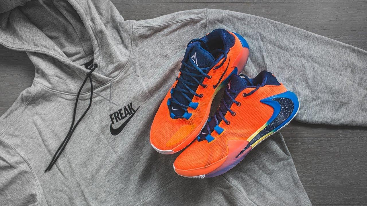Nike Zoom Freak 1 \