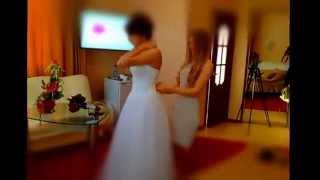 Невеста и жених сборы!