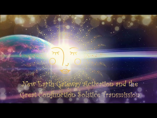 Great Conjunction Solstice Transmission