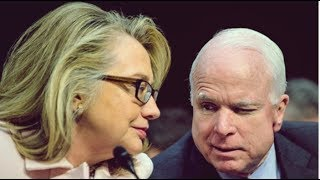 "MCCAIN INSTITUTE ATTRACTING FORMER CLINTON FOUNDATION OWNERS ""PAY TO PLAY""!"