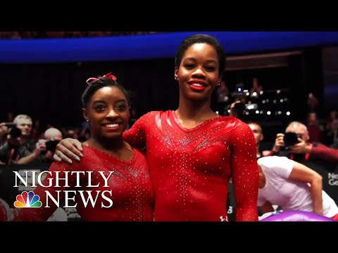 Olympics Star Gabby Douglas Says Team Doctor Larry Nassar Abused Her | NBC Nightly News