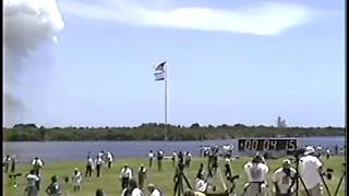 STS-65 Space Shuttle Columbia Launch: Personal Video