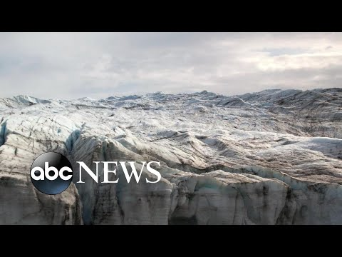 Our melting planet: James Longman reports from 'extraordinary' Arctic Circle
