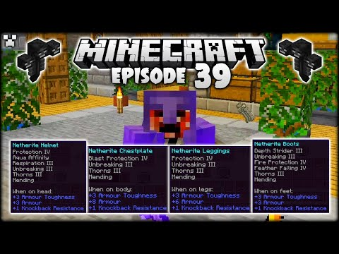 I'm The Most OVERPOWERED Player EVER... OR AM I?!   Python Plays Minecraft Survival [Episode 39]