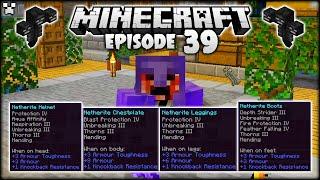 I'm SUPER Overpowered?! | Mine¢raft Survival Ep.39