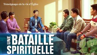 Témoignage chrétien en français 2020 « Une bataille spirituelle »
