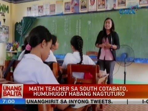 Math exam na may hugot, patok sa mga estudyante sa South