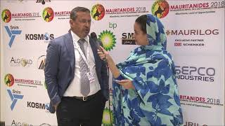 Interview with Cheikh Benhmeida, Founder and CEO, SEPCO Industries at Mauritanides 2018
