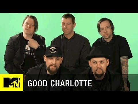 Good Charlotte Live Q+A | MTV