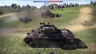 Типичная встреча противников на М-18