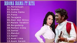 Download Rita Sugiarto Feat Rhoma Irama pasangan yang sempurna 2018 | Pilihan Lagu Duet Dangdut Terbaik