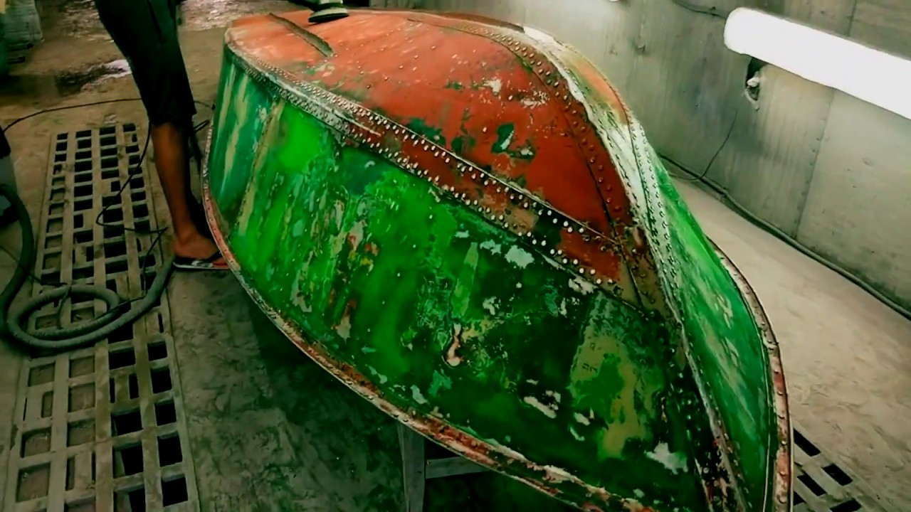 Покраска лодки в камуфляж своими руками фото 79