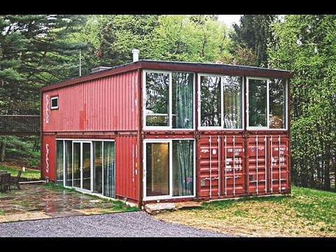 Houses Made Out Of Containers Inspiration How To Build A Shipping Container Home Container House Design . Decorating Inspiration