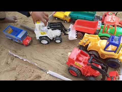 Kids Enjoy II Tractor Trolley II Kids Game Toy II Game 2021