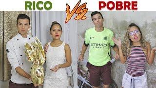 RICO VS POBRE - PÁSCOA!