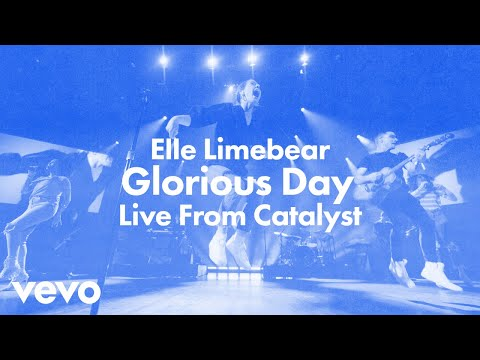 Смотреть клип Elle Limebear - Glorious Day