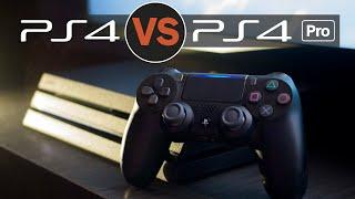 PS4 vs PS4 Pro - Lohnt sich das Upgrade? – D4rky