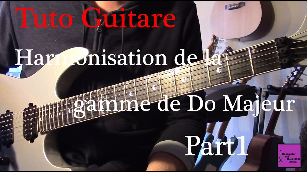 guitare gamme,