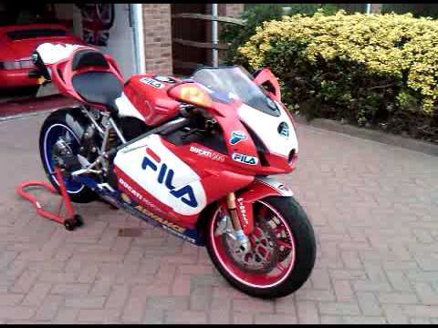 Fila Ducati For Sale