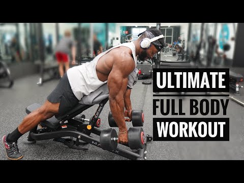 ULTIMATE FULL BODY WORKOUT   Full Workout Routine & Top Tips