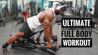 FULL BODY WORKOUT YOU SHOULD BE DOING | VOLUME 2 | Full Routine & Top Tips