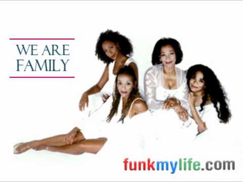 Sister Sledge - We Are Family (Hatiras vs GroovestylerZ, Oker mashup)