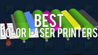 TOP 5: Best Color Laser Printers - Tech Bee 🐝