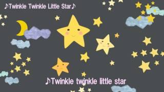きらきら星【英語バージョン】Twinkle Twinkle Little Star 子供向け 歌...