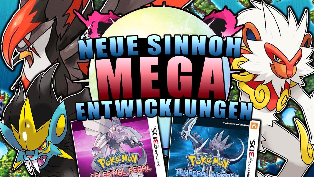 Top 5 Mega Entwicklungen Fur Die Gen 4 Remakes